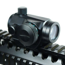 Chasse holographique Red Green Dot Sight Reflex Portée Optique Lasers