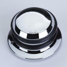 Chrome Plating Metal Hat Tone Tunning Knob for Electric Guitar Bass Parts