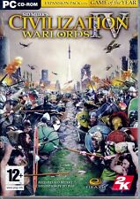 Sid Meier's Civilization IV: Warlords (PC, 2006) - New and Sealed!