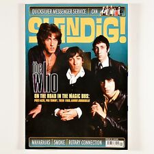 SHINDIG! #41 UK IMPORT MAGAZINE THE WHO CAN SMOKE QUICKSILVER MESSENGER SERVICE