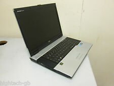 "Fujitsu Esprimo Mobile V5535 15.4"" Intel Celeron 3 GB Ram 120 GB HDD Windows 7"