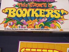 Bonkers Parker Brothers 1978