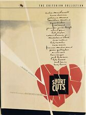 SHORT CUTS - Robert Altman - Raymond Carver - Criterion - Region 1 - DVD