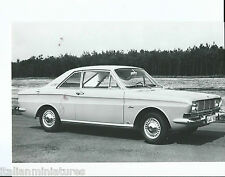 Ford Taunus 15M TS Coupe Press Photograph German Mint Condition