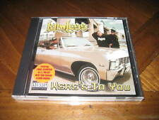 Chicano Rap CD Lawless - Here's to You - FROST Slow Pain ALT West Side Grimm