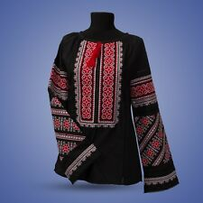 Ukrainian embroidery, embroidered blouse, S - 2XL