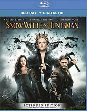 SNOW WHITE AND THE HUNTSMAN (NEW BLU-RAY)