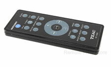 TEAC AM/FM iPod Clock Radio GENUINE Remote Control SR-L250iB SR-L230iW