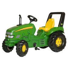 Rolly Toys John Deere rollyTrac Loader  X-Trac Traktor ohne Frontlader Trettrak