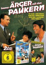 IMMER ÄRGER MIT DEN PAUKERN + UNSERE .. GEHEN IN DIE LUFT Lümmel Penne 2 DVD Box