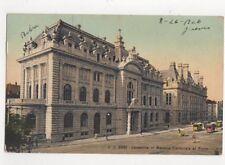 Lausanne Banque Cantonale & Poste 1926 Postcard Switzerland 389a