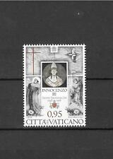 Vatican 2016 Death of Pope Innocent III 800th Anniversary MNH STAMP