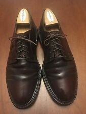 Florsheim Cordovan Plain Toe Shoes