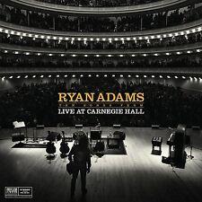 RYAN ADAMS - LIVE AT CARNEGIE HALL: CD ALBUM (June 8th, 2015)