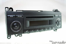 Mercedes Audio 5 NG BE9012 MP3 WMA CD Original Radio W245 W169 W639 W906 Becker