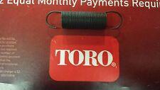 Toro HXL38 Deck Idler Pulley Extension Spring 92-8934  71184 71191 71242