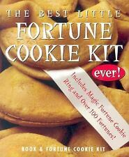 Fortune Cookies: The Best Little Fortune Cookie Kit Ever (Petites Plus(tm))