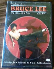 The Best of Bruce Lee and the Martial Arts Volume 1 (DVD)