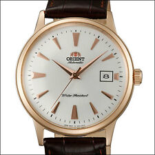 Orient 2nd Generation Bambino Rose Goldtone, Automatic Dress Watch #AC00002W