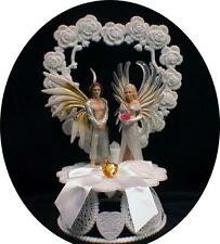 Fairy BAYALA Fantasy Figure elf Sireel & Solfur Wedding Cake Topper top Magical