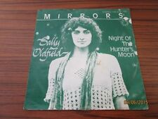 Single - Sally Oldfeld, Mirrors/Night of the hunter's moon mit Cover - 1978 /S26