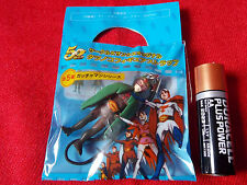 """UNOPENED!! Battle of the Planets TINY / MASCOT FIGURE 1.8"""" 4.5cm UK DESPATCH"""