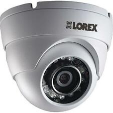Lorex LEV1522B HD 720p Weatherproof Night Vision Dome Security Camera