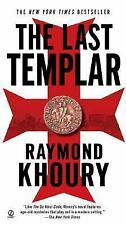 The Last Templar, Raymond Khoury, Very Good Book