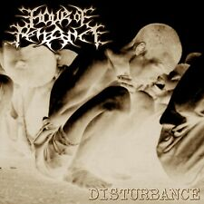 HOUR OF PENANCE - Disturbance LP (Osmose, 2012) *clear vinyl edition