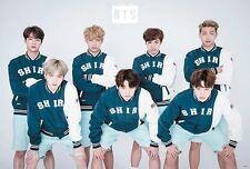 """BTS BANGTAN GROUP MUSIC POP KOREAN BOY THE POSTER 24""""x36"""" NEW SIDE SHEET 66128"""