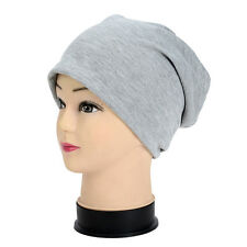 Unisex Oversized Baggy Beanie Slouch Ski Hat Cap Warm Winter Skateboard Men NEW