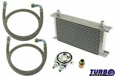 NUOVO  SPORT OIL COOLER KIT CN-OC-018 16-ROWS 260x125x50 - AN8