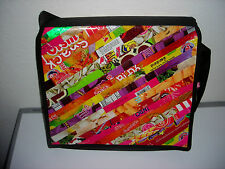 CHILD CASE COMPUTER LAPTOP CARRY CASE SHOULDER STRAP ORIENTAL ADVERTISING LABELS