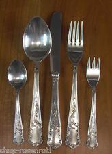 BMF Silber Besteck für 6 Personen   -    31tlg  100er Silber