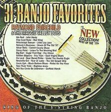 Maggie Valley Boys 31 Banjo Favorites: Best of the 70s CD
