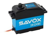 Savöx sw-0240mg waterproof ip67 metal engranajes grande modelo-servo