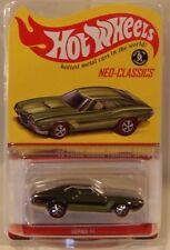 2016 Hot Wheels HWC/RLC Neo-Classics '72 Ford Gran Torino Sport GREEN Only 5000