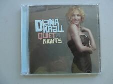 Diana Krall ‎– Quiet Nights - CD Album  Verve Records ‎– B0012433-02