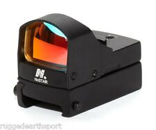 New Tactical Compact Micro Red Dot Holographic Reflex Sight Rifle & Pistol  DDAB