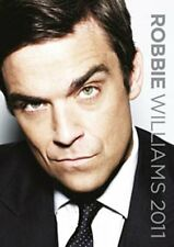 ROBBIE WILLIAMS OFFICIAL KALENDER 2011 NEU OVP