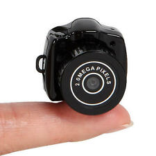 Portable Small Mini Spy DSLR DV Camera Digital Video Recorder Webcam Camcorder