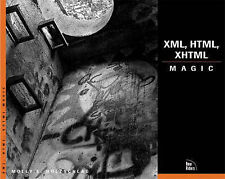 XML/XHTML/HTML Magic (Magic (New Riders)), Molly E. Holzschlag, New Book