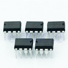 5Pcs Passanti dell'audio amplificatore LM386N 8 pin DIP IC FS