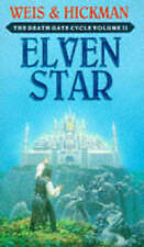 Elven Star by Tracy Hickman, Margaret Weis (Paperback, 1991)