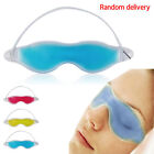 Gel Ice Cool Eye Mask Cold Pack Warm Heat Soothing Tired Eyes Headache Patch