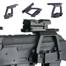 Hot Sale Tactical AK 74U Mount Quick Release 20mm AK Side Rail Lock Scope Mount