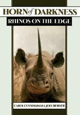 Horn of Darkness: Rhinos on the Edge-ExLibrary