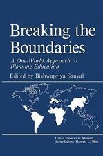 Breaking the Boundaries: A One-World Approach to Planning Education (Urban Innov