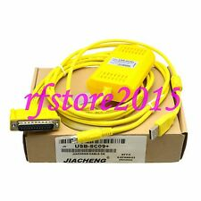 USB-SC09+ PLC Cable for MESLEC FX & A PLC win7 Immunity Lightning