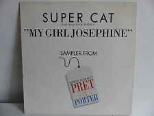 "MAXI 12"" BO Film OST Sy=upet cat Pret a proter My girl Josephine PROMO SAMP 2712"